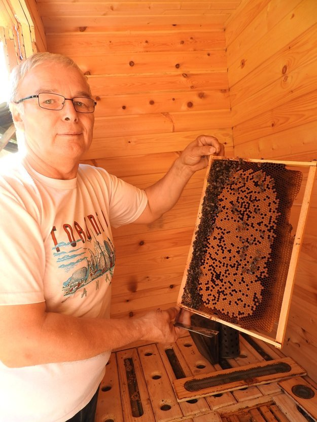 Včely sú celoživotnou vášňou.