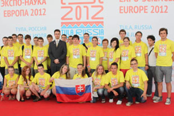 Mladí Slováci prezentovali v Rusku svoje študentské práce.