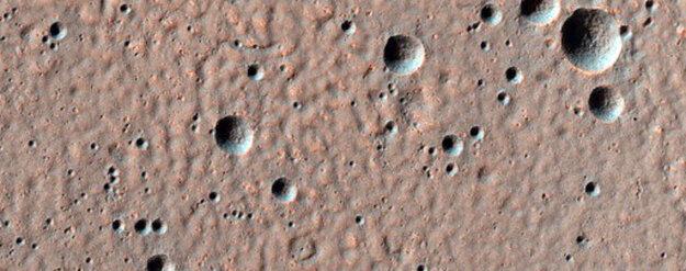 Krátery.