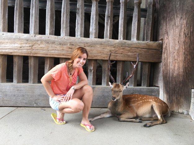 Lucia začala cestovať ako osemnásťročná. Odvtedy precestovala skoro celý svet.