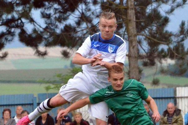 Radoslav Ďanovský strelil vyrovnávajúci gól Martina.