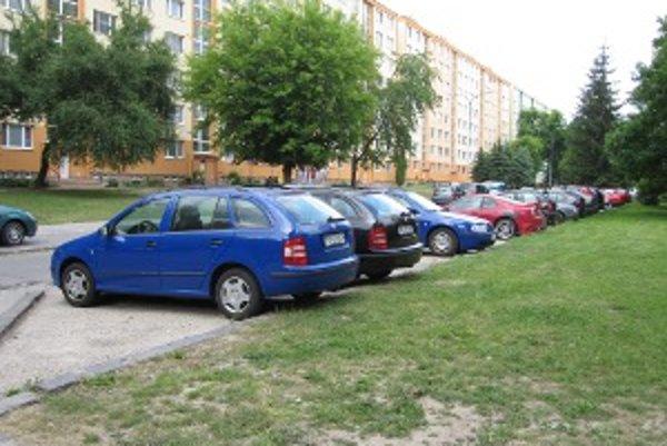 Parkovanie v širšom centre mesta čakajú veľké zmeny.