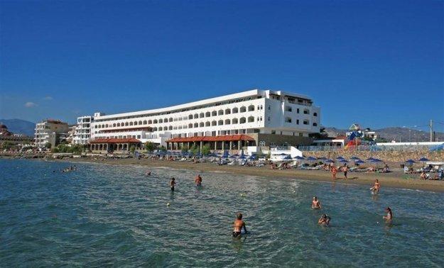 Hotel Petra Mare, Ierapetra, Kréta, Grécko.
