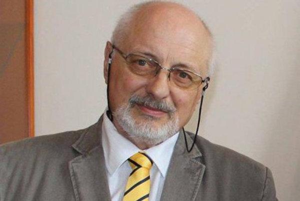 Miloš Souček (1955-2016).