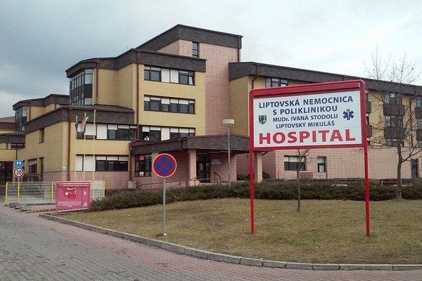 Nové oddelenie pristavia k chirurgickému pavilónu.