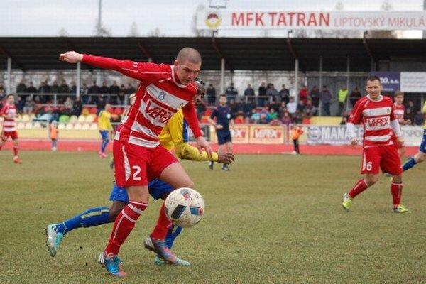 Tatran si v nadstavbe zahrá so Slovanom.