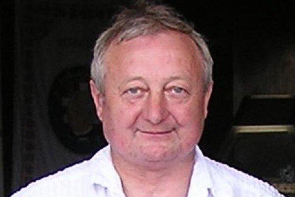 Starosta Liptovskej Teplej Vladimír Šimalčík.