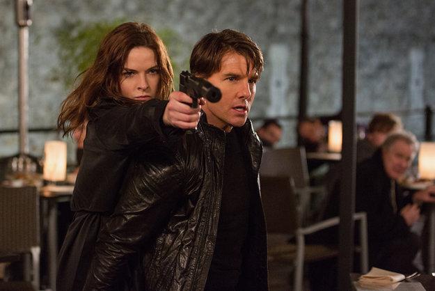 Vďaka Mission: Impossible – Národ grázlov (2015) po boku Toma Cruisa zistila, že ju bavia aj akčné filmy. Ďalšie pokračovanie sa už nakrúca.