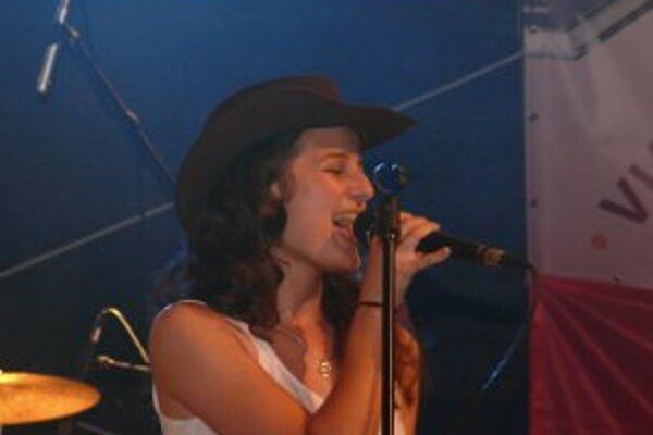 Najobľúbenejším hudobným štýlom Radky Križanovej je americké country.