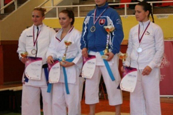 Dušana po roku zopakovala bronzové umiestnenie.