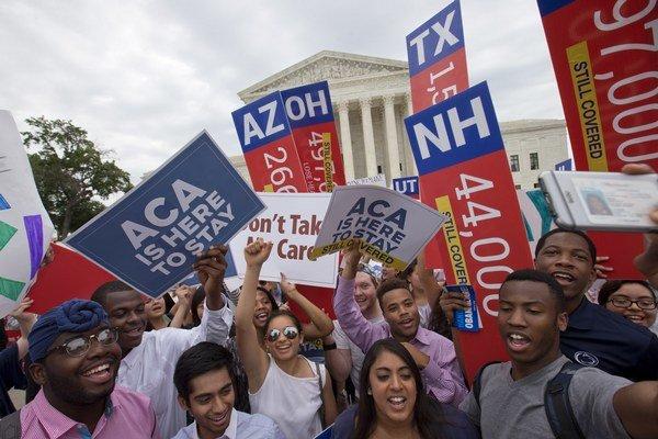 Obamacare je najambicióznejšou reformou v krajine od 60. rokov 20. storočia.