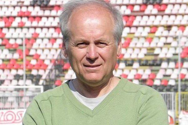 Nový tréner KFC Komárno Richard Matovič