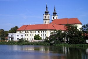 Bazilika sedembolestnej v Šaštíne - Strážoch.