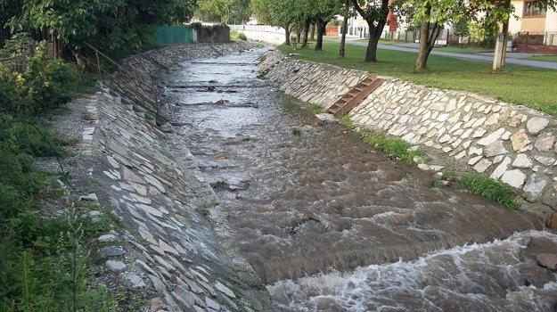 Voda v Slaskej narobila v minulosti veľké problémy, teraz je už pod kontrolou.