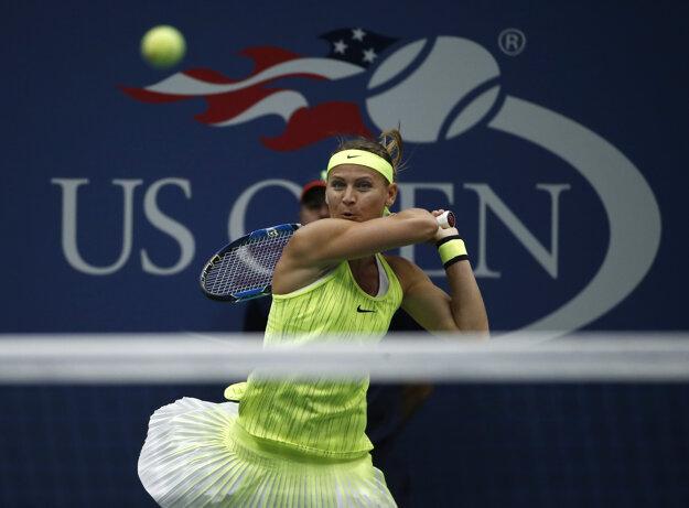 Česká tenistka Lucie Šafářová po prehre so Simonou Halepovou na US Open končí.