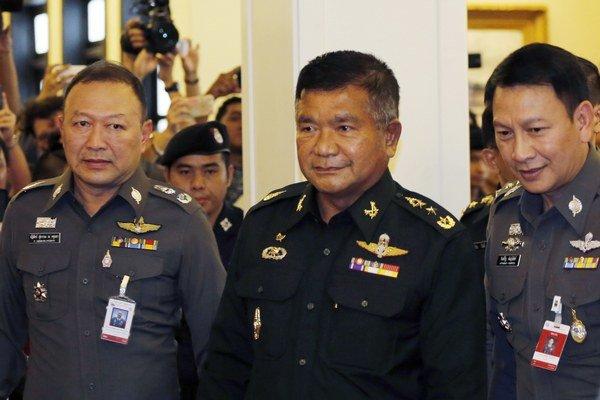 Vyšetrovanie údajnej účasti thajskej armády na pašeráckom syndikáte sa začalo v máji tohto roka.