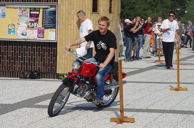 Práve tomuto typu motocykla bol venovaný ôsmy ročník podujatia.
