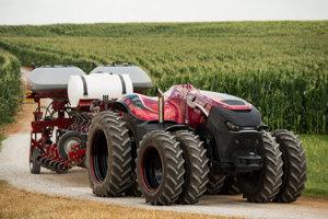 Case IH Magnum Autonomous Concept Tractor
