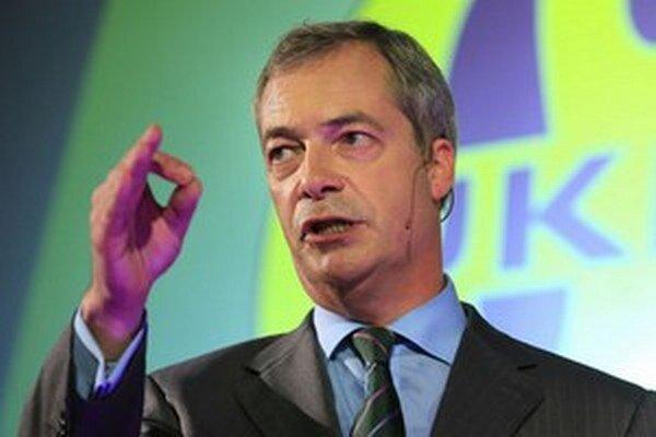 Nigele Farage podporil viac peňazí pre Nepál.