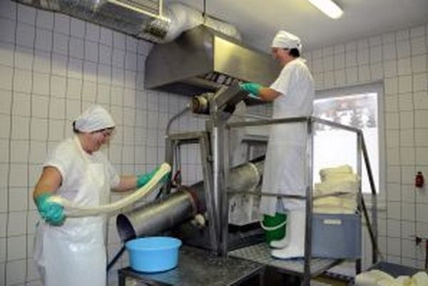 Slovenský syrový výrobok Nite prírodné, vyrába firma Bačovské syry Žilina a na český trh dodávala firma DeNuevo.