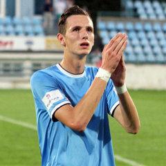 Filip Balaj je so 6 gólmi (spolu s Yaom z Trnavy B) na čele poradia strelcov II. ligy západ.