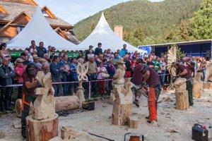 Veľkou atrakciou bude vyrezávanie nadrozmernej drevenej lyžice, ktorú plánujú zapísať do Slovenskej knihy rekordov.