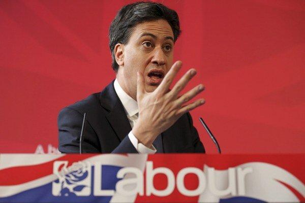 Ed Miliband verí, že v najbližších piatich rokoch bude premiérom on.
