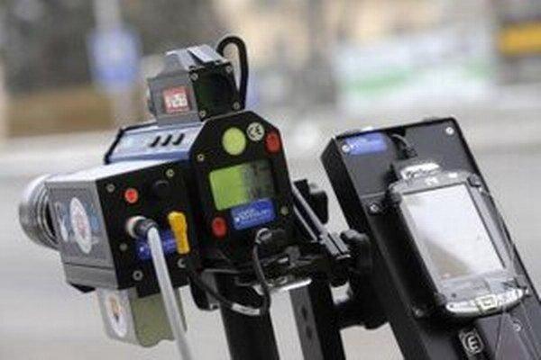 Maďarskí policajti majú celkom nové radary.