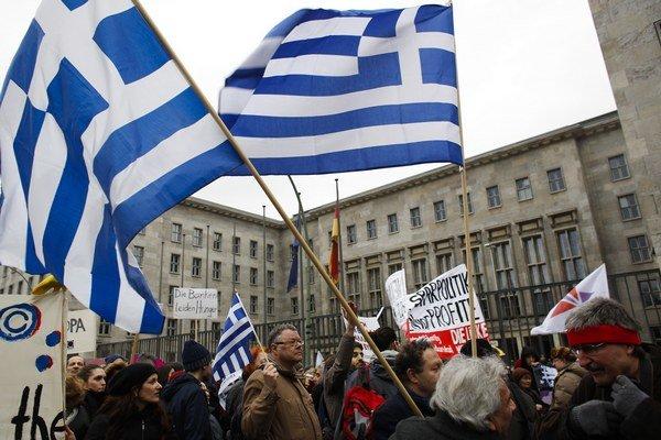 Vydrží Grécko v eurozóne?