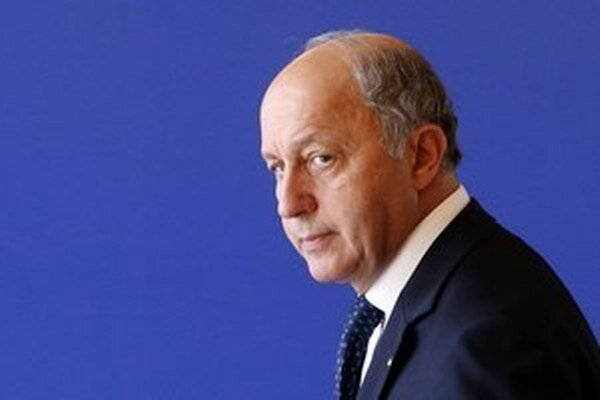 Šéf francúzskej diplomacie Laurent Fabius.
