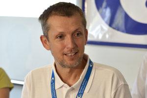 Lekár Pavel Kostka zo Spišskej Belej.
