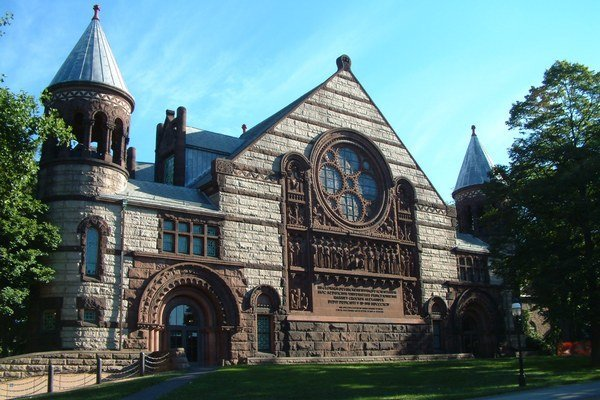 Princetonská univerzita.