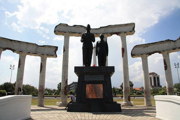 Surabaya, Taman Pahlawan