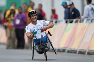 Alessandro Zanardi.