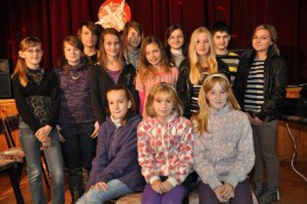Trinásti speváci chceli spievať vo finále súťaže Hrdlička.