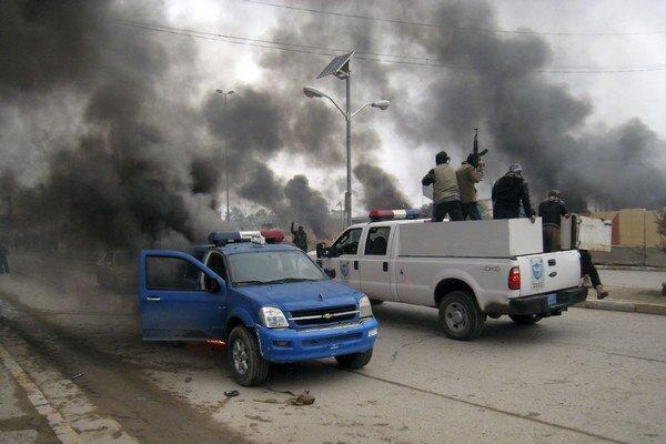 K bojovníkom Islamského štátu sa pridali aj Kosovčania.