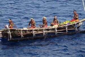 Dnešní Papuánci majú v DNA pozostatky našich prvých predkov, ktorí opustili Afriku.