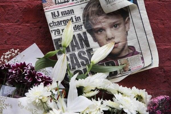 Na zmiznutého Etana si ľudia spomínajú aj po 35 rokoch.