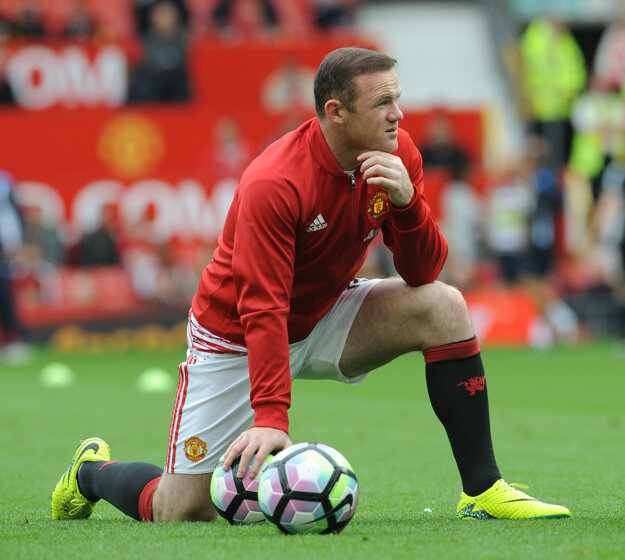 Wayne Rooney je jedným z mála rodených víťazov. Ani on však neprežíva oslnivú sezónu.