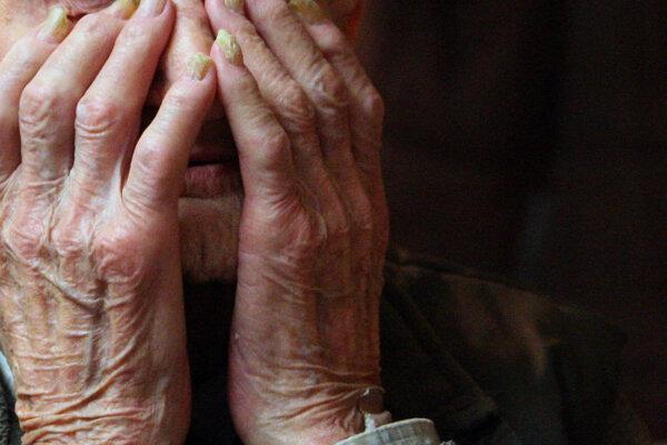 Najohrozenejšou skupinou sú dôchodcovia.