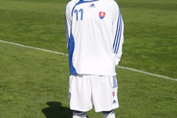 Túžba obliekať reprezentačný dres sa Andrejovi už splnila.
