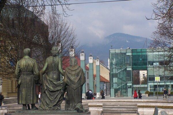 Centrum Martina.