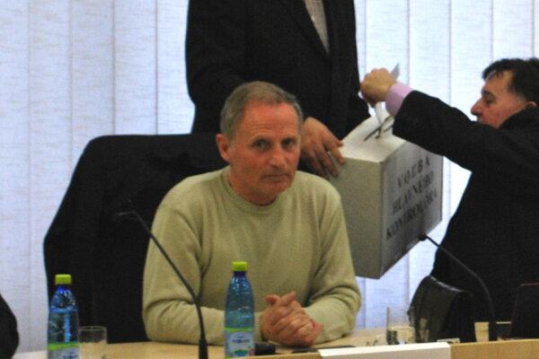 Dionýz Kemény. Od prvého októbra je novým zástupcom primátora Rožňavy.