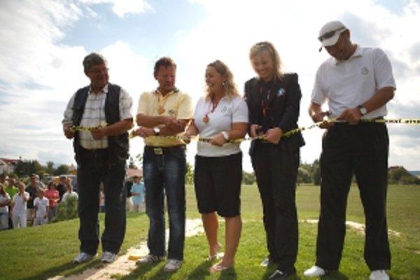 Šesťjamková akadémia je minulosťou, golfový areál v Koši má nové deväťjamkové ihrisko.