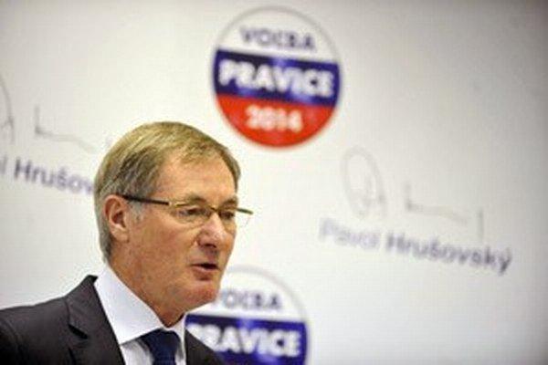 Pavol Hrušovský.