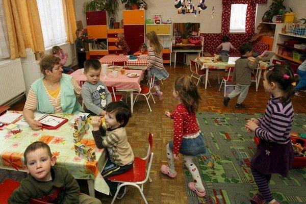 Ministerstvo školstva v rámci prvej výzvy už podporilo rekonštrukciu 113 materských škôl.