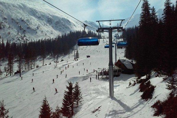 Firma Tatrawest chce pozemky pod svojím lyžiarskym strediskom, Ján Mizerák jej ich v čase, keď bol šéfom sekcie na ministerstve, predbežne prisľúbil.