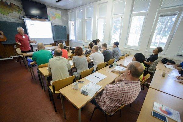 Na najväčšej letnej škole esperanta sa od 12. do 20. júla 2014 zišlo v Nitre 260 účastníkov z 30 krajín sveta.