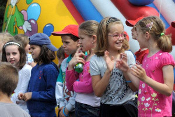 Deti môžu stráviť leto aj v centre voľného času.