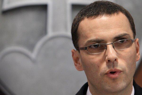 Opozícia podala kandidatúru Žilinku na šéfa NKÚ.